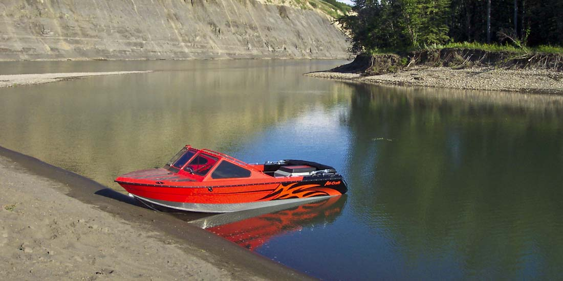 Alicraft Boats are custom aluminum boat manufacturers in